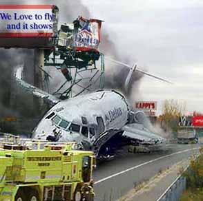 delta crash