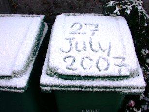 snow july tim de waal